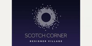 Scotch Corner Designer Village Logo